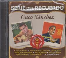 CD - Cuco Sanchez NEW Serie Del Recuerdo 24 Tracks - FAST SHIPPING !