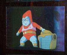 DRAGON BALL Z GT DBZ PANINI CARDDASS CARD CARTE PLASTIQUE 127 NEAR MINT 1999 #2