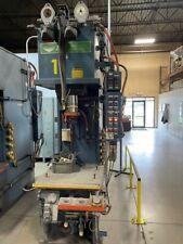 50 Ton Pamph Ogf 50 Hydraulic Press 30 X 27 Bed 34 Daylight 15 Stroke