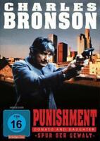 PUNISHMENT-SPUR DER GEWALT - BRONSON,CHARLES/DELANY,DANA/+   DVD NEU