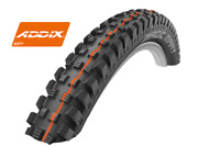 TYRE Schwalbe MAGIC MARY EVO Snakeskin TUBELESS Folding DH MTB Endruo ADDIX SOFT