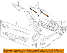 FORD OEM Wiper Washer-Windshield-Wiper Arm Right 3W7Z17526AA