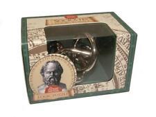 Socrates' Logic Puzzle: Professor Puzzle Great Minds Mini Metal Puzzle