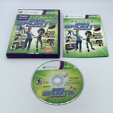 Kinect Sports Season Two 2 (Xbox 360, 2011) Complete With Manual CIB