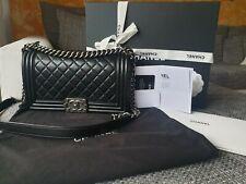 Original Chanel Boy Bag Tasche Fullset