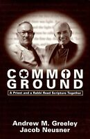 Common Ground: A Priest and a Rabbi Read Scripture