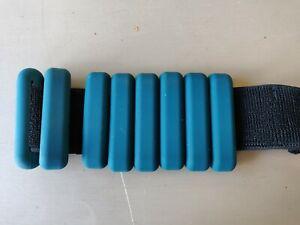 2 Pound Single Bala Ankle Wrist weight - Green - Free Shipping