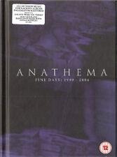 Anathema - Fine Days: 1999-2004 (2015)  3CD+DVD Digibook  NEW  SPEEDYPOST
