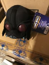 "5"" Angry Birds Star Wars Pig Darth Vader Plush Toy Licensed New"