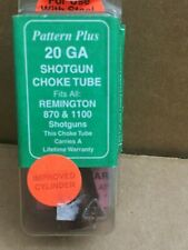 Carlsons Remington Flush Choke 20g Improved Cylinder