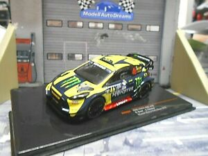 FORD Fiesta RS WRC Rallye Monza Show 2018 Winner #46 Rossi Monster IXO 1:43