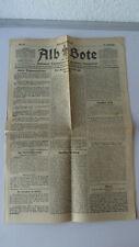 Alb-Bote-Waldshuter Tageszeitung und allgemeines Anzeigenblatt-Nr.127-28.5.1930