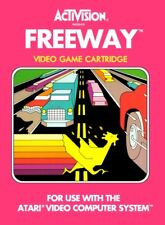 Freeway - Atari 2600 (Cartridge)