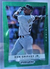KEN GRIFFEY JR. LOT OF 2 COLLECTIBLE CARDS