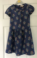 Mini Boden Girls Dress Age 6-7 Yrs