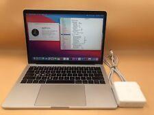 "New listing Apple MacBook Pro 2017 13"" A1708 i5-7360U 2.3GHz 16GB 256GB SSD Silver"