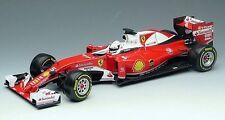 Bburago 1:18 Ferrari SF16-H - F1 GP 2016 - Sebastian Vettel