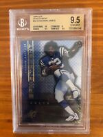 1999 EDGERRIN JAMES SPX SPXCITEMENT #S2 BGS 9.5 ROOKIE RC COLTS GEM