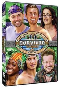 SURVIVOR 33 (2016) MILLENNIALS vs GEN X (Generation X) - US TV Season R1 DVD sp