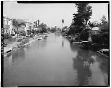 Venice Canals,Community of Venice,Los Angeles,Los Angeles County,CA,HABS,3 7983
