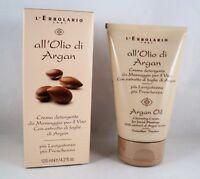 L'ERBOLARIO Crema detergente da Massaggio per il Viso all'OLIO di ARGAN 125ml