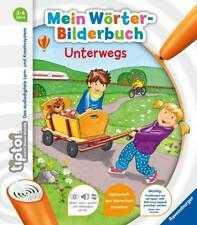 tiptoi® Mein Wörter-Bilderbuch Unterwegs von Yvonne Follert (Taschenbuch)