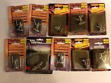 Dungeons and Dragons Lead Figure Miniatures Lot Ral Partha RAFM TSR Ravenloft