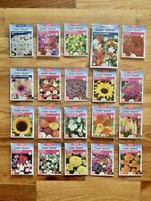 Flower Seeds / 20pack Variety / Beautiful And Colorful :)