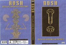 rush auburn hills 2004 2dvds dream theater kansas ozzy