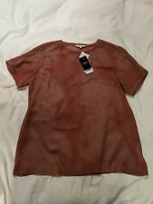 Next sparkly pink top size 16 BNWT