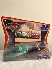 Disney Pixar Cars Movie Moments FLO & RAMONE Supercharged Series