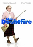 MRS. DOUBTFIRE NEW DVD