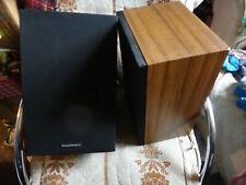 national panasonic sb-109 stereo speakers,bookshelf size,great midrange+bass