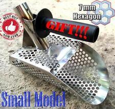*KREPISH v2* Beach Sand Scoop Stainless Steel Metal Hunting Detector Tool COOB