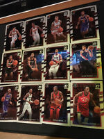 2017-18 Donruss Optic Basketball (Complete Your Set You Pick) 1-150 Base