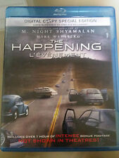The Happening (2008) Blu-ray  M.Night Shyamalan Mark Wahlberg
