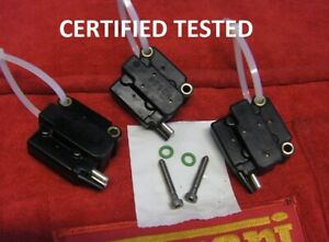 CERTIFIED TESTED Bosch  L4 EHA DPR Valve Fuel Injection 107 124 126 129 201