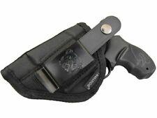 Nylon side holster for Colt Detective SPL