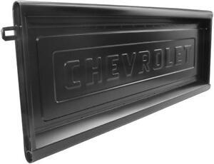 1954-87 Chevy Pickup Tailgate Stepside w/ Chevrolet New