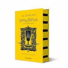 Harry Potter and the Goblet of Fire 20th Anniversary Hufflepuff House Edition HC