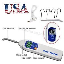 Usa Warehouse Dental Pulp Tester Oral Testing Teeth Nerve Vitality Endodontic Ce