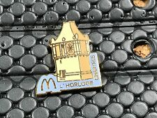 pins pin RONALD MC DONALD'S MC DO L'HORLOGE CHARTRES