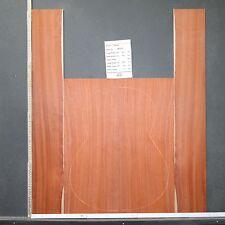 Tonewood Padouk 2031 tonholz Guitar Builder luthier Acoustic backs sides set