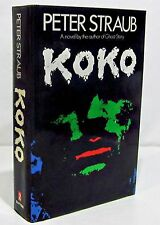 1st/1st KOKO by PETER STRAUB HCDJ