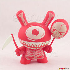 Kidrobot Dunny Ye Olde English Mimic 2009 3-inch vinyl figure red chase