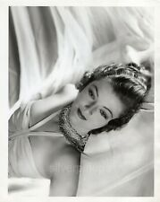 Orig 1938 MYRNA LOY Absolutely Dreamy.. MGM GLAMOUR Portrait by WILLINGER