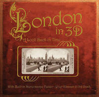 London in 3D: A Look Back in Time: With Built-in Stereoscope Viewer-Your...
