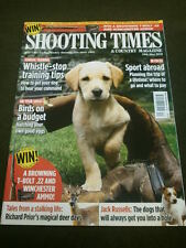 SHOOTING TIMES - JACK RUSSELLS - MAY 16 2012