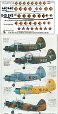 Peddinghaus 1/72 Antonov An-2 DDR East German Military Markings (Trumpeter) 908