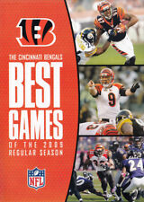 NFL - Cincinnati Bengals - Best Games of the 2 New DVD